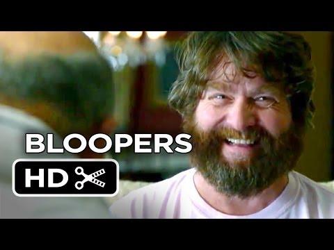 The Hangover Part III Blooper Reel 2 (2013) - Bradley Cooper, Zach Galifianakis HD