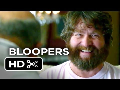 The Hangover Part III Blooper Reel 2 (2013) - Bradley Cooper, Zach Galifianakis HD