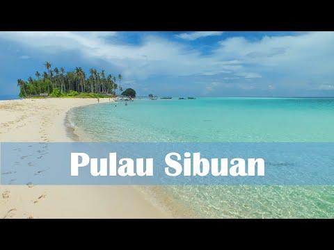 Pulau Sibuan (Tun Sakaran Marine Park - Malaysia)