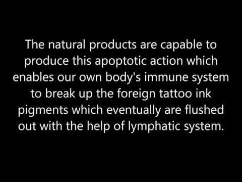 How to Remove a Tattoo at Home Without Hurting You. Without Leaving Scars