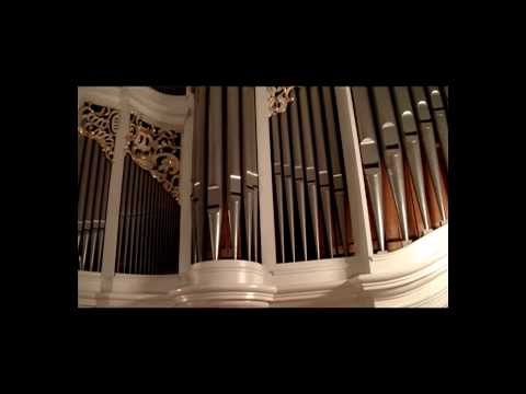 George Baker: Toccata-Gigue on the Sussex Carol (2008) - Martin Welzel, Organist