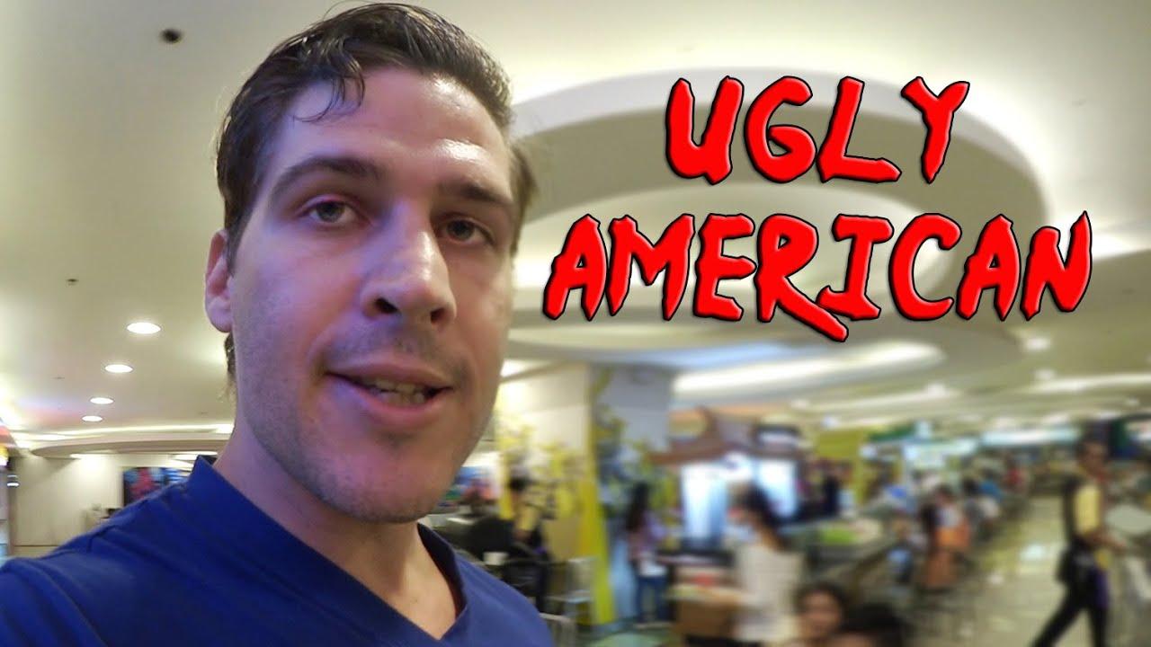 10 señales de que podría ser un americano feo de Turismo