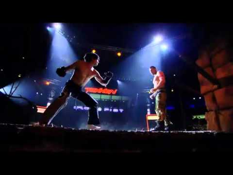 Tekken The Movie Music Viedeo -linkin Park- video