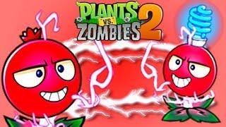 ✔️HÀNG RÀO ĐIỆN CÓ THỂ CHẶN BOSS?? CHIẾN THUẬT FAN | Plants Vs Zombies 2 | Hoa Quả Nổi Giận 2