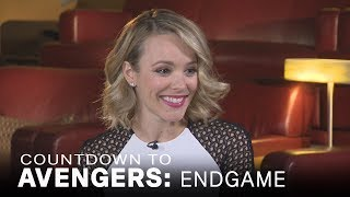 Rachel McAdams Talks 'Cumberbitches,' Working On 'Doctor Strange' | EXTENDED