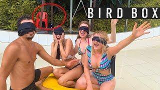 Baixar BIRD BOX no PARQUE AQUÁTICO 😩 ‹ Morgana Santana ›