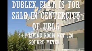 URLA NEW FLATS ARE FOR SALE IN URLA IN TURKEY Urla makler