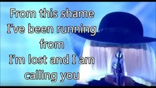video download gratis Sia-free Me(lyrics Video)