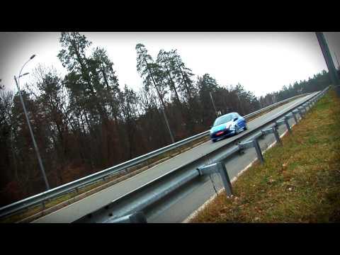 Renault Clio RS, тест-драйв