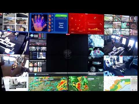 InfoComm 2016: Christie Gives rAVe an Overview of Their Security Operations System Abilities