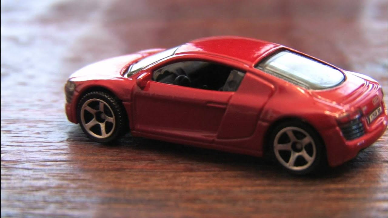 Cgr Garage Audi R8 2011 Matchbox Car Review Youtube