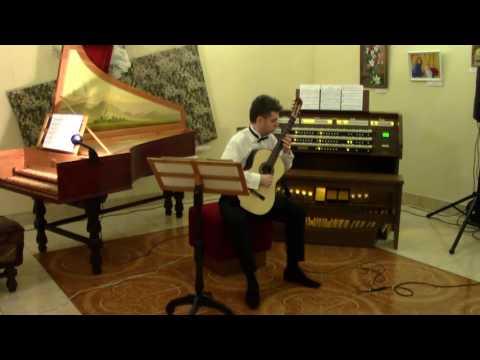Скарлатти Доменико - Sonata K .149/L349 (Brouwer)