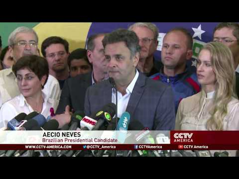 Brazil election: Dilma Rousseff secures re-election