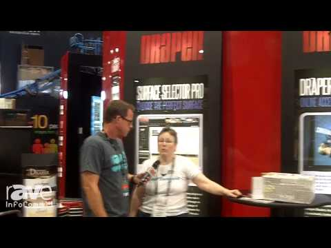 InfoComm 2014: Gary Kayye Asks Draper's Penny Sitler About Its InfoComm Plans