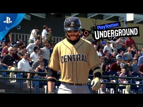 MLB The Show 18 - Road to the Show Gameplay | PlayStation Underground