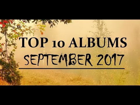 Top 10 Metal Albums - SEPTEMBER 2017