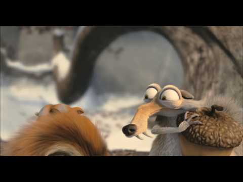 """Ice Age """"Dawn Of Dinosaurs"""" Trailer (release Date July 1, 2009)"""
