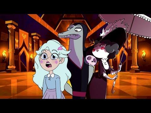 Прошлое Тоффи из Стар против Сил Зла | Мун и Эклипса в Звездная Принцесса | У кого пики на щеках