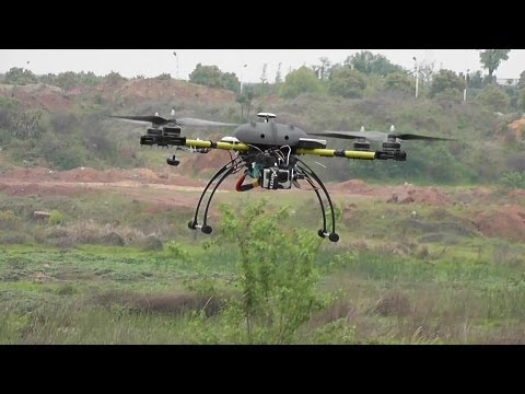 OFM Intruder Q7 Your Eyes In the skies - Aerial surveillance drone