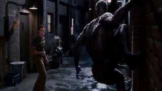 Spiderman 3(2007) - Sandman Meets Venom
