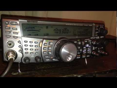 Kenwood TS2000 - Demonstration mode