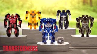 Transformers Polska - 'Wszechiskra All Spark' Reklama TV
