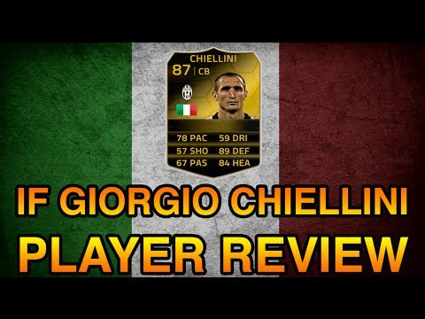 FIFA 14 Ultimate Team (FUT 14) - Inform Giorgio Chiellini 87 Player Review