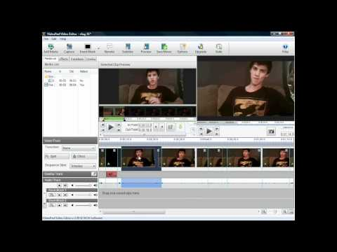 NCH VIDEOPAD VIDEO EDITING SOFTWARE REVIEW (15th-1-2011)