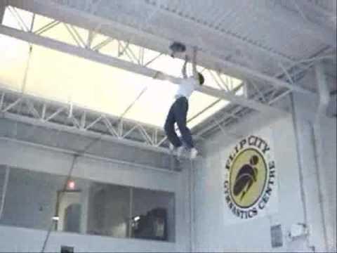 Saltos - Experto en saltos en cama elástica
