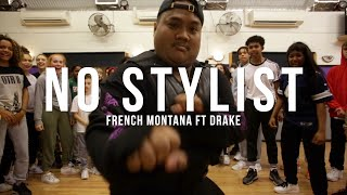 No Stylist French Montana Ft Drake Steven Pascua Choreography