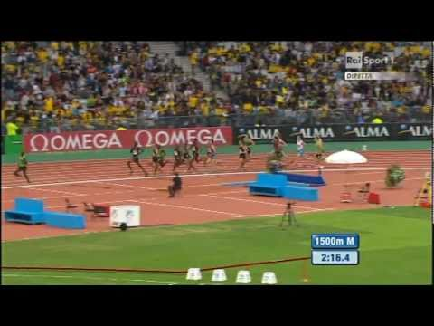 1500m men Meeting Areva Diamond League Paris 2011