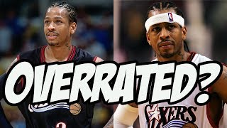 Allen Iverson - Overrated or Underrated?
