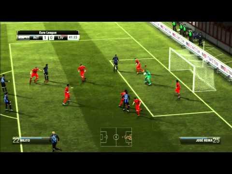 Stats Milan Fifa 13 Fifa 13 Inter Milan vs