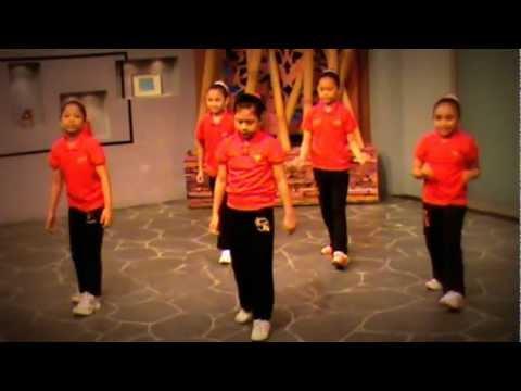 Senam Seni 1 Malaysia (edisi Khas 7 2011 jkkn-spm rtm) video