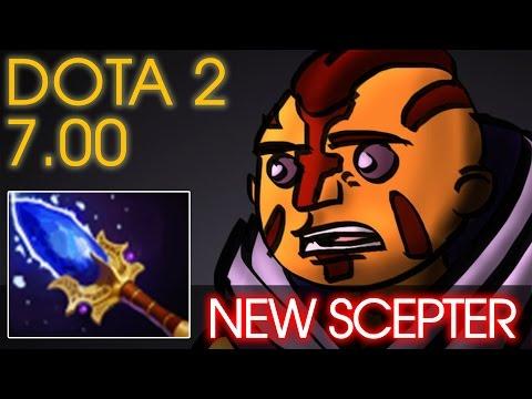 Dota 2 7.00 Anti Mage - Scepter Update