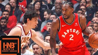 Cleveland Cavaliers vs Toronto Raptors Full Game Highlights | 10.17.2018, NBA Season