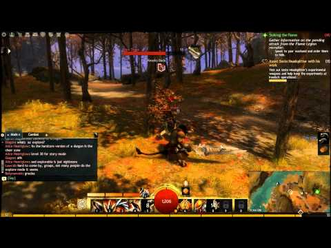 Nvidia Geforce GT 630m Guild Wars 2