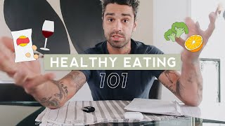 How to Eat Healthy 101 | For Energy, Mental Clarity and Performance | RRAYYME