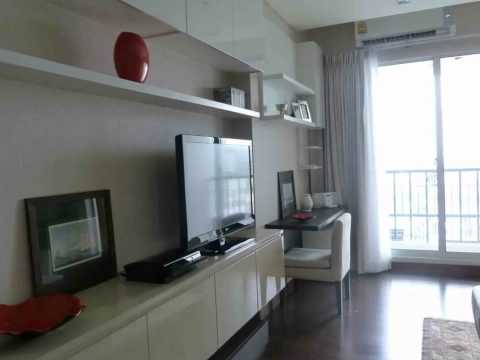 1 bedroom, 43 sqm, decorated condo, Thonglor  [4074]