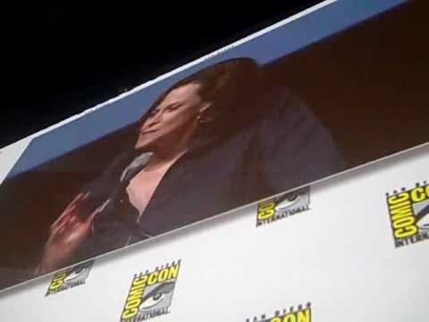 Sigourney Weaver Introduced at SDCC Avatar Panel