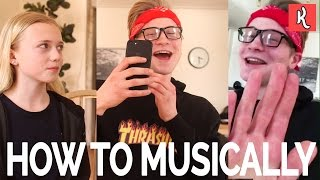 HOW TO: MUSICALLY (TUTORIAL) MET NINA SCHOTPOORT | Kalvijn