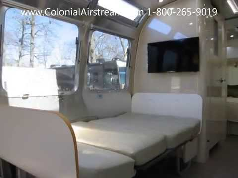 2014 Airstream International Serenity 28W Taupe Asian Inspired Interior Decor Travel trailer