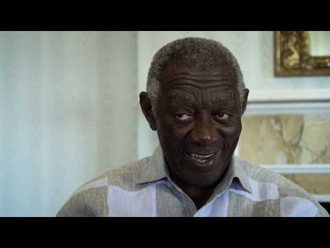 Interview with Former President of Ghana, John Kufuor