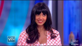 Jameela Jamil Fans Out Over Whoopi, and Talks Cancel Culture | The View