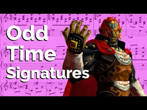 Odd Time Signatures in Video Game Music