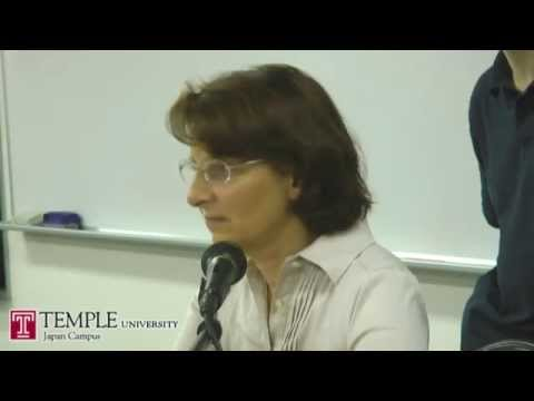 Public Lecture Video (7.9. 2014) Valerie Niquet: China-Russia Ties  After Ukraine