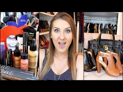 BIG HAUL- Sephora, Perricone Makeup, Bag & Shoes
