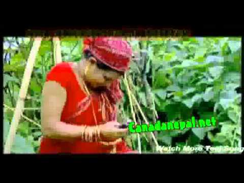 Nepali Teej Song 2010 (mitho Mitho Khanche Banera) video
