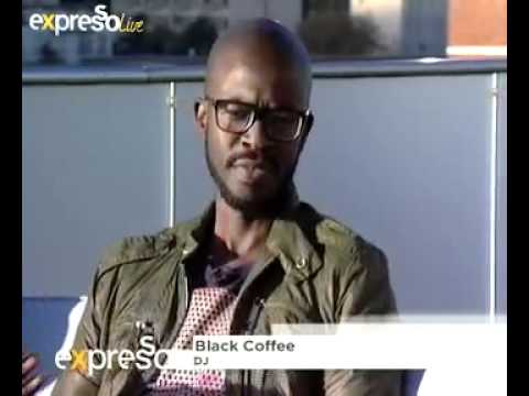 Frisco and DJ Black Coffee interview Live on Expresso: 20.04.2012