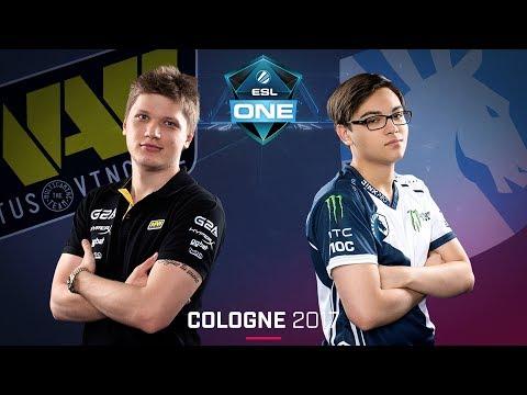 CS:GO - Na'Vi vs. Liquid [Inferno] - Swiss Round 1 - ESL One Cologne 2017